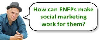 Looking for ENFP social marketing advice?